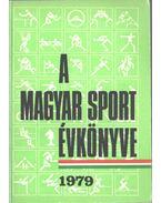 A magyar sport évkönyve 1979 - Sass Tibor