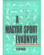 A magyar sport évkönyve 1982 - Sass Tibor, Császár Béla