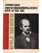 A magyar társadalomnéprajz kezdetei (dedikált) - Zsigmond Gábor