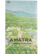 A Mátra turistatérképe