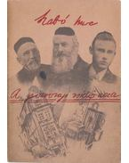 A pozsonyi zsidó ucca - Szabó Imre