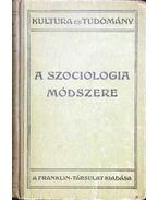 A szociológia módszere - Durkheim, Émile