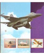A világ repülőgépei (teljes) (1-16. csoport)