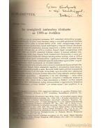 Az Országbírói Intézmény története az 1380-as években (dedikált) - Bertényi Iván