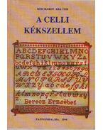 A celli kékszellem - Aba Reichardt