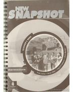 New Snapshot intermediate teacher's book - Abbs, Brian, Freebairn, Ingrid, Barker, Chris, Linley, Fran