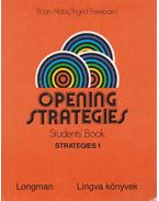 Opening strategies Student's book - Strategies 1 - Abbs, Brian, Freebairn, Ingrid