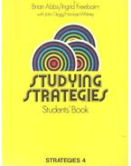 Studying Strategies Student's Book - Abbs, Brian, Freebairn, Ingrid