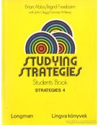 Studying Strategies students' book - strategies 4 I-II. - Abbs, Brian, Freebairn, Ingrid