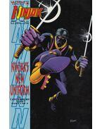 Ninjak Vol. 1. No. 11 - Abnett, Dan, Lanning, Andy