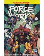 Force Works Aschan Edition 1. - Abnett, Dan, Lanning, Andy, Tenney, Thomas