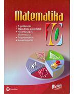 Matematika 10. - Ábrahám Gábor, Kosztolányiné Nagy Erzsébet, Tóth Julianna