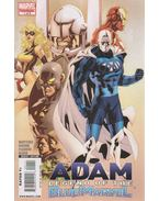 Adam: Legend of the Blue Marvel 1. - Grevioux, Kevin, Broome, Matt