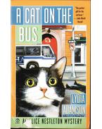 A Cat on the Bus - ADAMSON, LYDIA