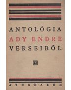 Antológia Ady Endre verseiből - Ady Endre