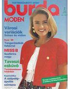 Burda Moden 1989/2 április - Aenne Burda (szerk.)