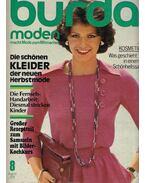 Burda Moden 1975/8 August - Aenne Burda (szerk.)