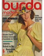 Burda moden 1978/5 - Aenne Burda (szerk.)