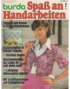 Burda - Spaß an Handarbeiten 1977/7 Juli - Aenne Burda (szerk.)
