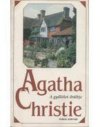 A gyűlölet őrültje - Agatha Christie