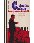 Feuerprobe der Unschuld - Agatha Christie