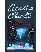 Gyilkosság az Orient expresszen - Agatha Christie