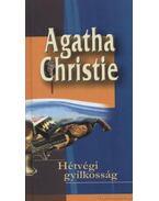 Hétvégi gyilkosság - Agatha Christie