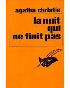 La nuit qui ne finit pas - Agatha Christie