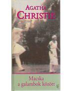 Macska a galambok között - Agatha Christie