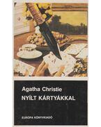 Nyílt kártyákkal - Agatha Christie