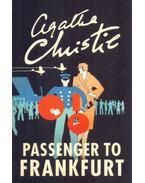 Passanger To Frankfurt - Agatha Christie