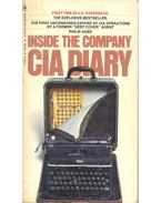 Inside the Company: CIA Diary - Agee, Philip