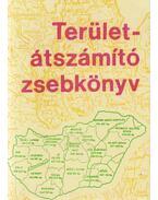 Területátszámító zsebkönyv - Ágfay József, Bartos István, Ferencz Endre, Lászlók Gyula