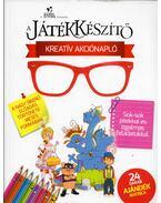 A játékkészítő - Ákossy Eszter (szerk.), Divinyi Réka, Gévai Csilla