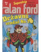Alan Ford 15. - Drzavni vredac No 1.
