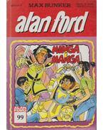 Alan Ford 99 - Minga i Manga