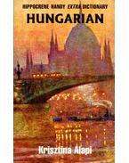 Hungarian - Hippocrene Handy Extra Dictionary - Alapi Krisztina