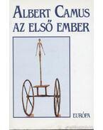 Az első ember - Albert Camus