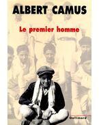 Le premier homme - Albert Camus