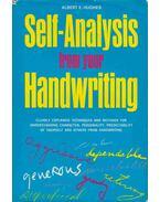 Self-Analysis from your Handwriting - Albert E. Hughes
