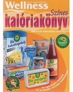 Színes kalóriakönyv 2003-04. - Alberti Ágnes, Dr. Fövényi József, Dr. Pados Gyula, Dr. Halmos Tamás, Németh Viktor, Kolimár Éva, Klinger Mária
