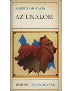 Az unalom - Alberto Moravia