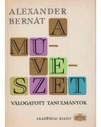 A művészet - Alexander Bernát
