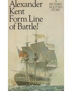 From Line Battle! - Alexander Kent