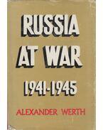 Russia at War - Alexander Werth