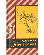 Jávai orvos - Alexandre Dumas
