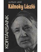 Kálnoky László - Alföldy Jenő