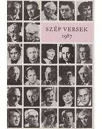 Szép versek 1987 - Alföldy Jenő