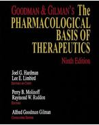 The Pharmacological Basis of Therapeutics - Alfred Goodman Gilman