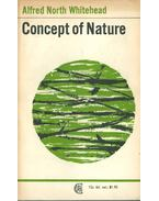 The Concept of Nature - Alfred North Whitehead